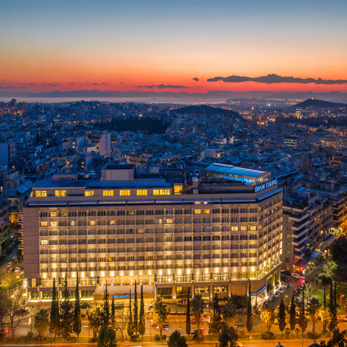 Divani Caravel Hotel Athens Greece 1