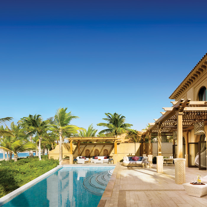 Dubai Villa One & Only The Palm