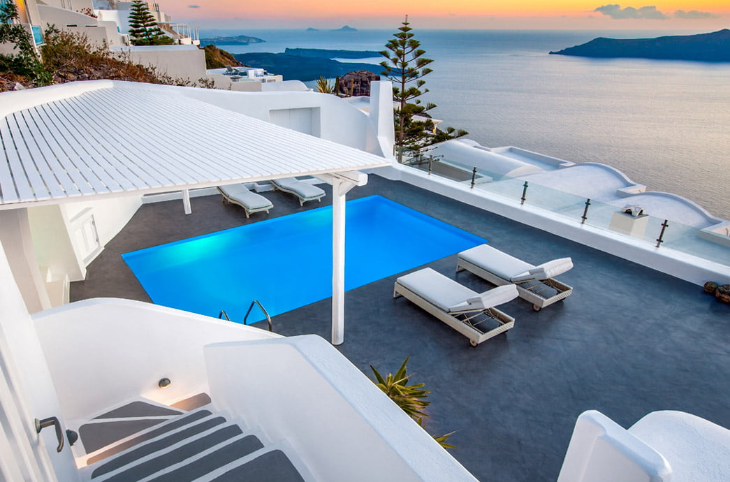 Santorini Luxury Villa Thera 05