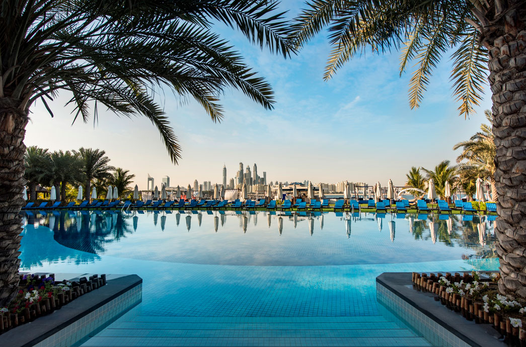 rixos the Palm villa dubai 5
