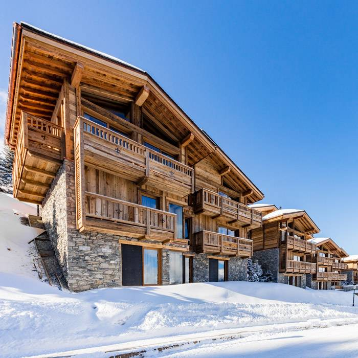 Luxury Heavens Chalet Bluebell Courchevel 1