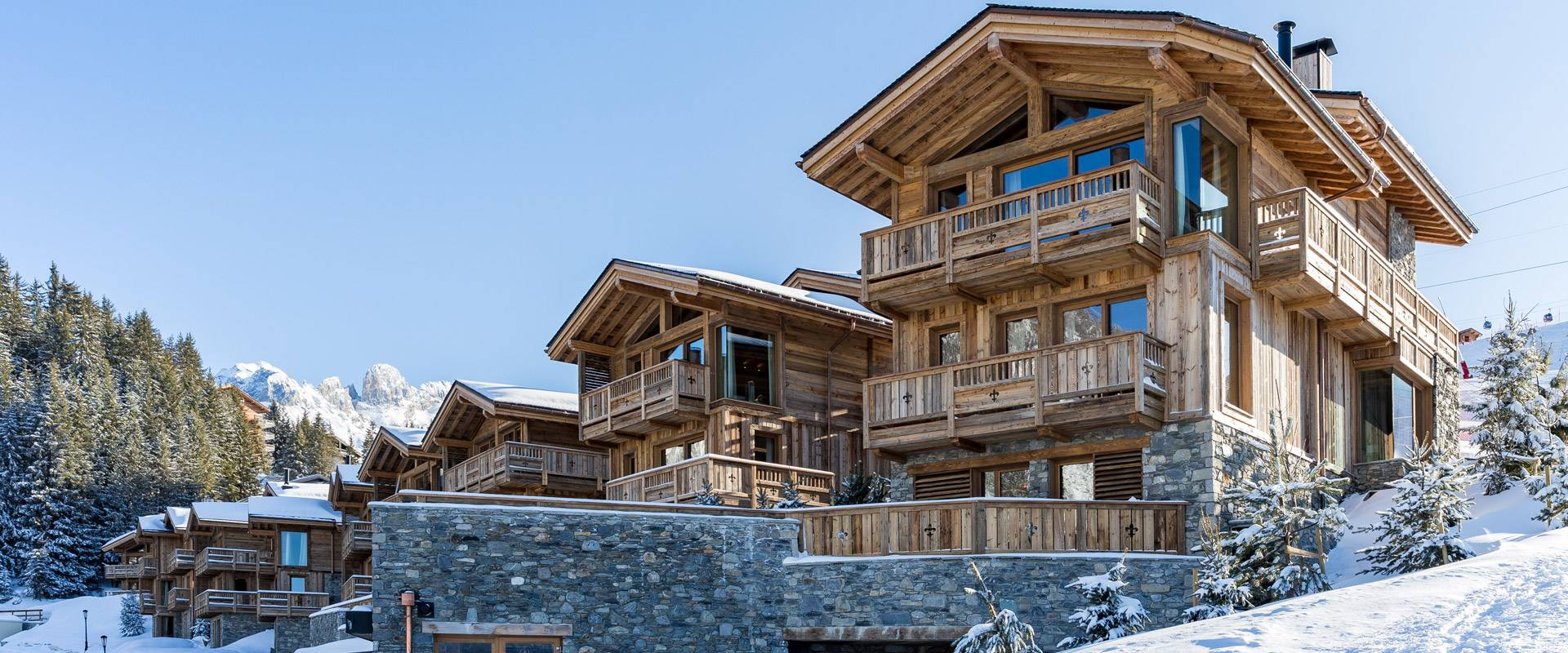Luxury Heavens Chalet Bluebell Courchevel 3
