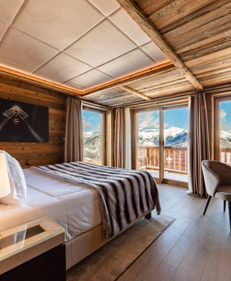 Luxury Heavens Chalet Bluebell Courchevel 7
