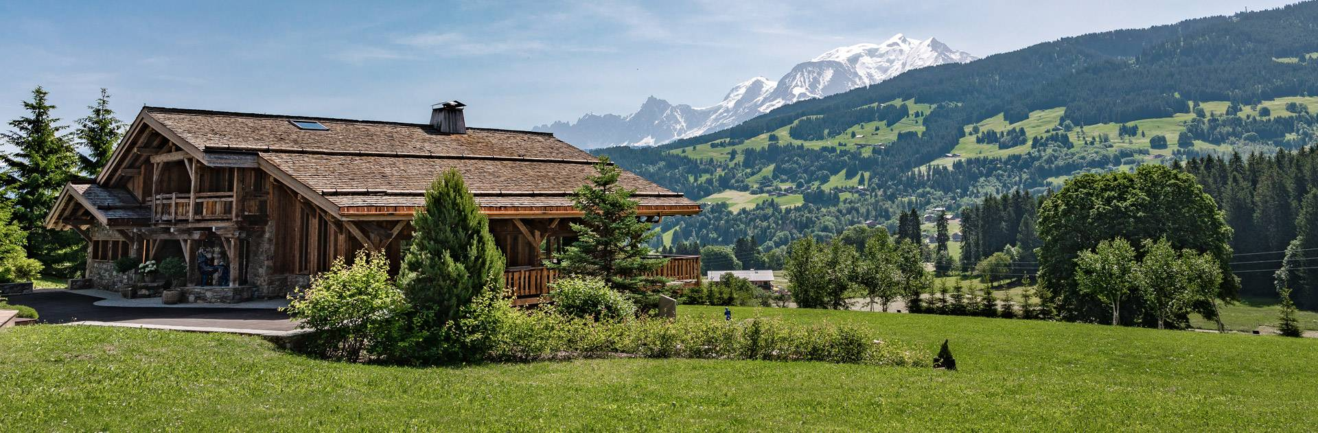 Luxury Heavens Chalet Goldenrod Megève 2