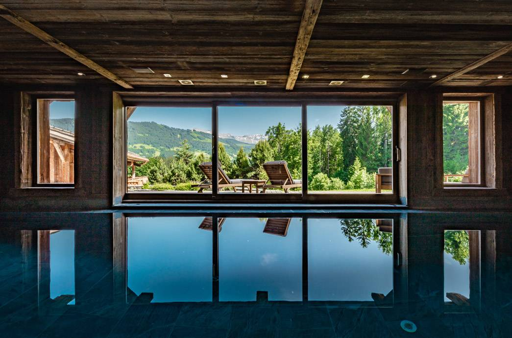 Luxury Heavens Chalet Goldenrod Megève 5