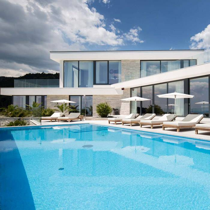Luxury Heavens Villa Ginger Croatia 1