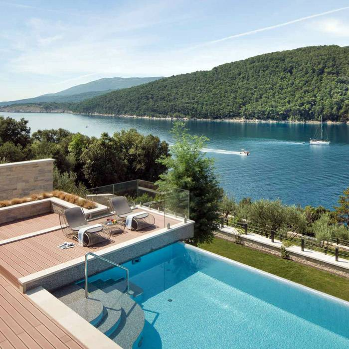 Luxury Heavens Villa Sandstone Croatia 1