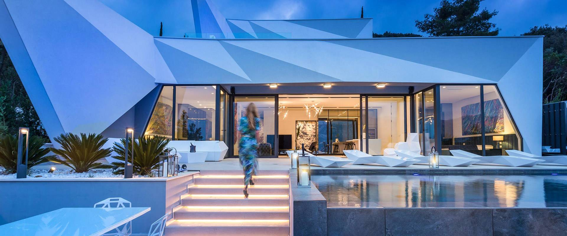Luxury Heavens Villa Shiffon Croatia 3