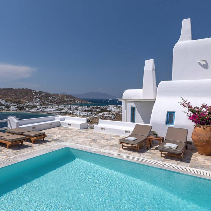 Mykonos Luxury Villa Tanzanite 1