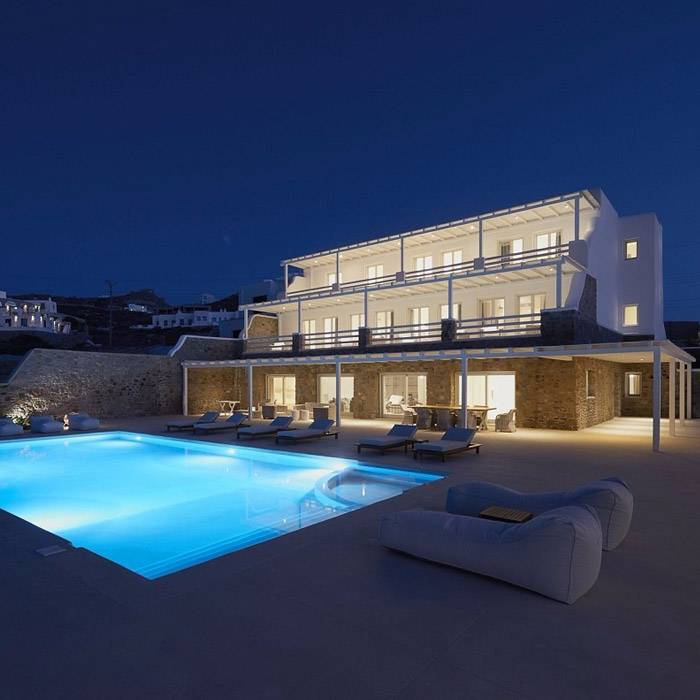 Luxury Villa Angeline Mykonos 1